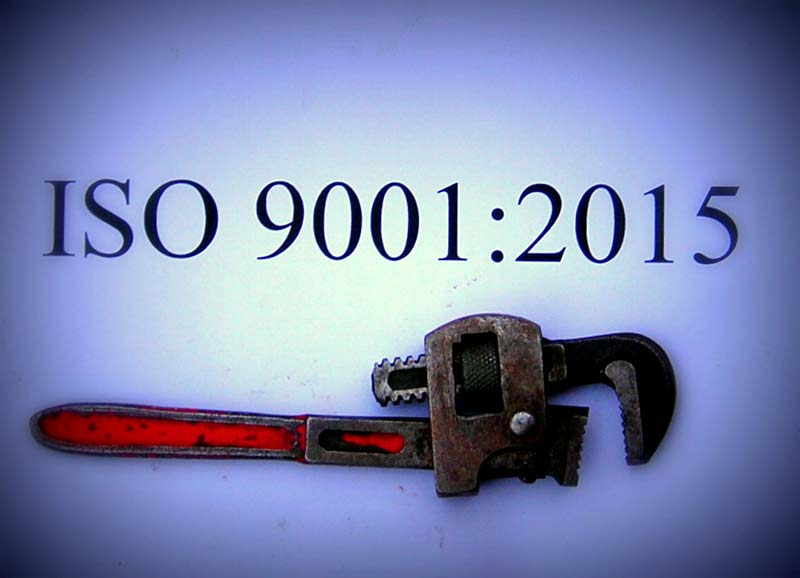 ISO 9001:2015. Be Prepared (But Not Too Much)