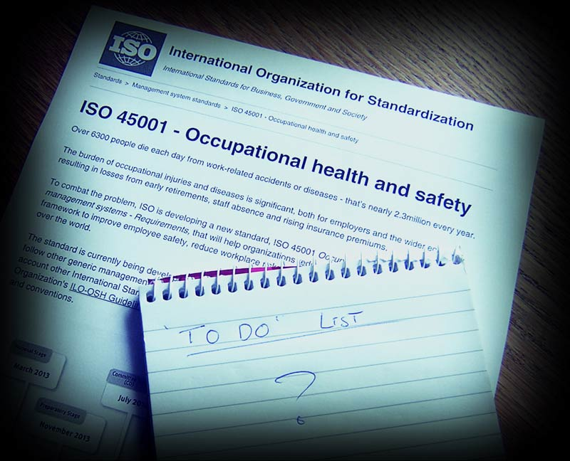 FAQ:- An ISO 45001 PDF Download. And a Consultant Advises on Migration.
