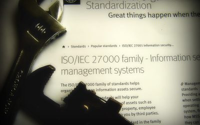 The Search for The ISO 27001 PDF Free Download. Some News.
