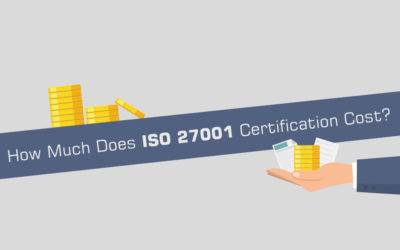 How Much Does ISO 27001 Certification Cost?