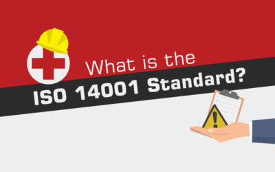 What is the ISO 14001 standard?